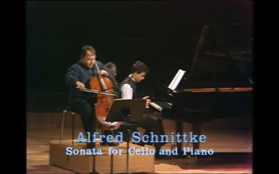 Alfred Schnittke – Sonata for Cello and Piano (1988)