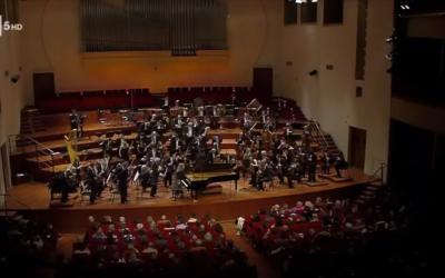 Martha Argerich – Liszt: Piano Concerto No. 1 (2019)