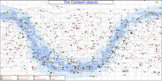 Explore – The Night Sky | Hubble's Caldwell Catalog