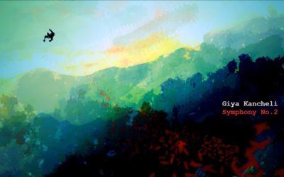 """Giya Kancheli """"Symphony No.2 ~ Chants"""""""