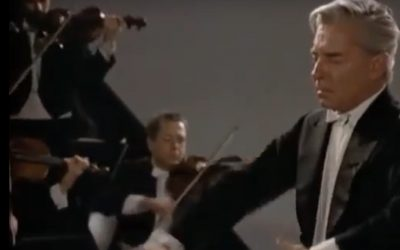 Beethoven, 7th Symphony, mov 2 / karajan / best of the best