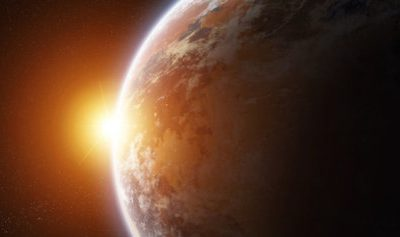 Earth-size, habitable-zone planet found hidden in early NASA Kepler data: While the star it orbits is much smaller than our Sun, it gets about 75 percent of the sunlight Earth does