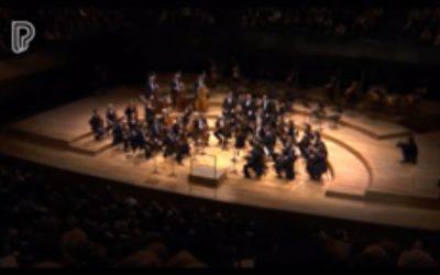 MOZART~ Sinfonia Concertante , K.364 – DANIEL BARENBOIM/Staatskapelle Berlin
