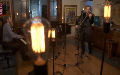 Hope@Home Ep. 32 mit Till Brönner und Gwilym Simcock – ARTE Concert
