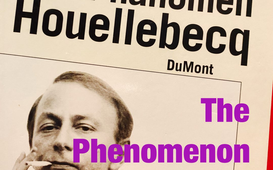 The Phenomenon Michel Houellebecq – A recent interview with him about religion