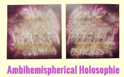 Ambihemispherical Holosophy
