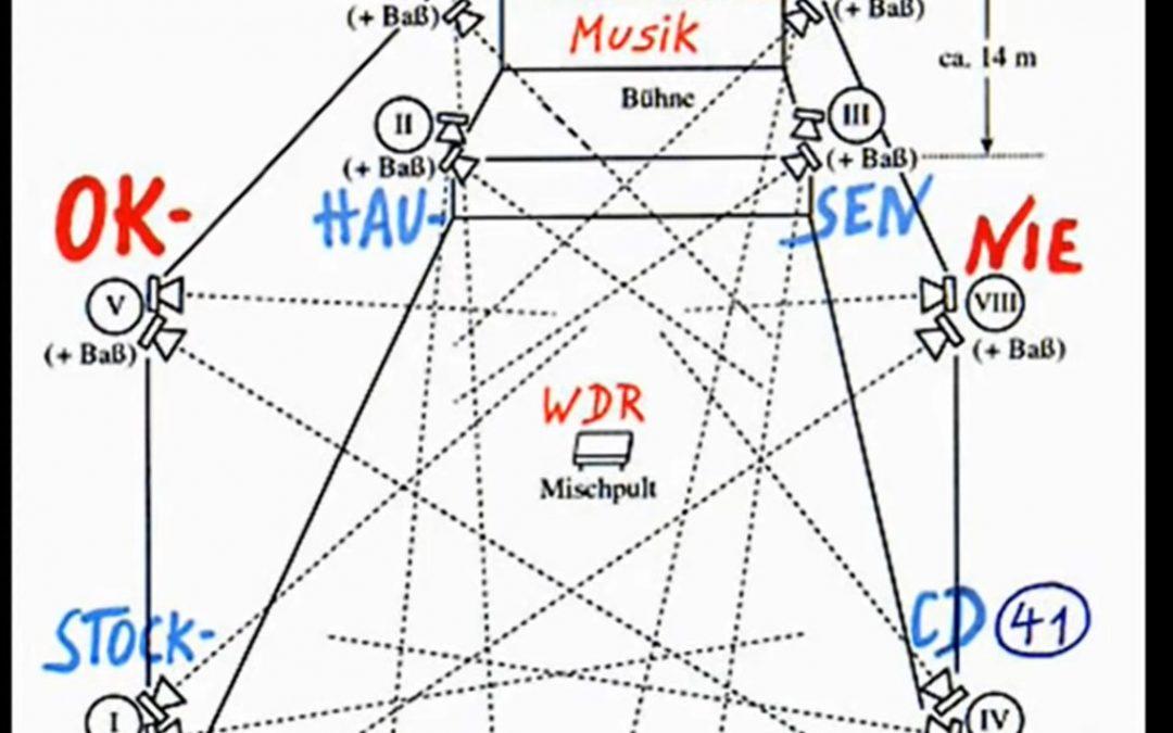 Karlheinz Stockhausen – Oktophonie – 1990-91