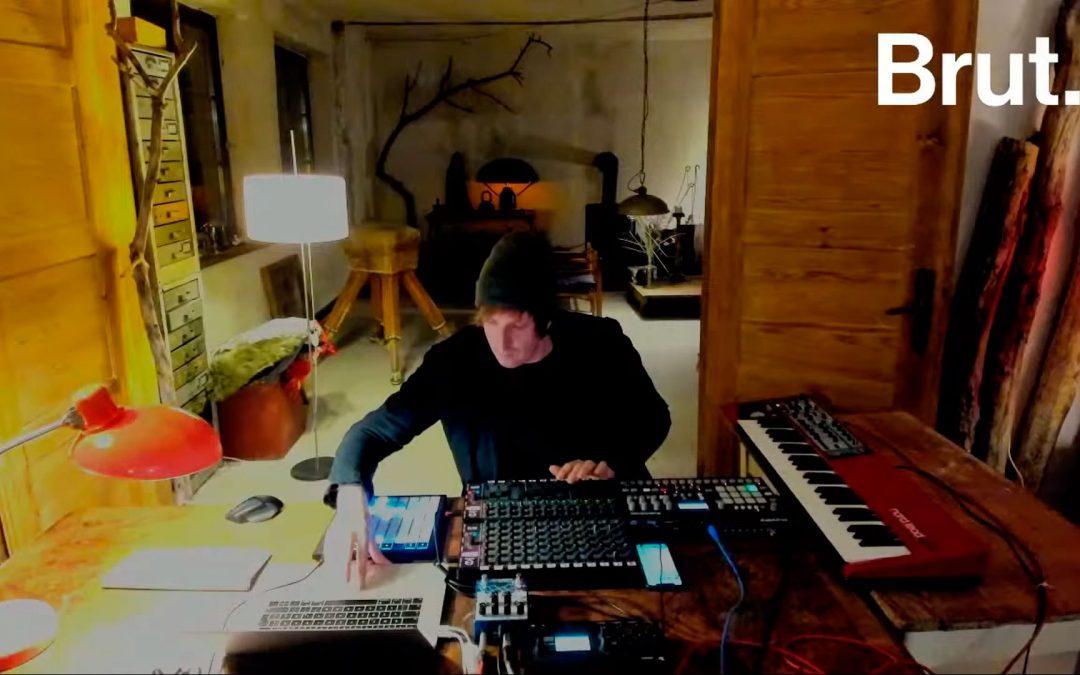 Brut.club : Christian Löffler (LIVE)