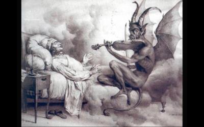 """Tartini Violin Sonata in G minor """"Devil's Trill Sonata"""""""