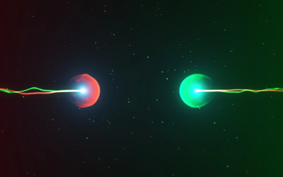 Particle seen switching between matter and antimatter at CERN