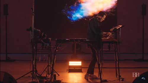 Ben Böhmer – Beyond Beliefs (Live from König Galerie, Berlin)